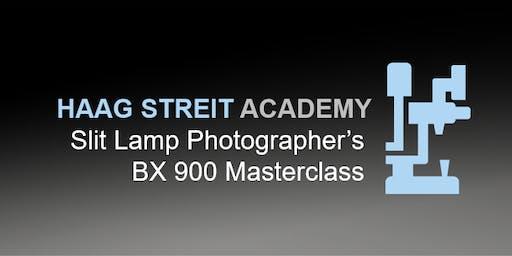 HS-UK Slit Lamp Photographer's BX900 Masterclass