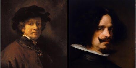 Visite guidée de l'exposition Rembrandt-Velázquez 2019 (Rijksmuseum)  tickets