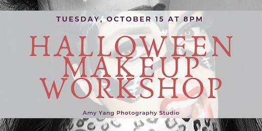 Halloween Make-up Workshop