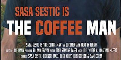 Movie night - The Coffee Man