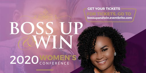 Boss Up & Win Women's Conference