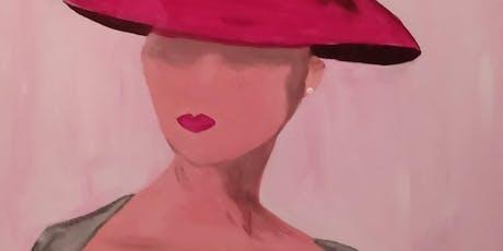 2nd Annual Breast Cancer Awareness Month Fundraiser ART CLASS w/ Audrey Weiss tickets