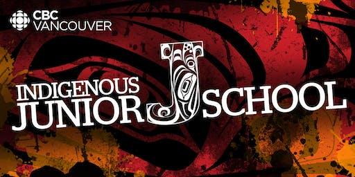 CBC Vancouver  Indigenous Junior J-School