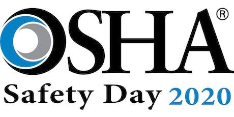 OSHA Safety Day 2020 tickets