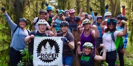 Women's Beginner Ride -Growlers tickets