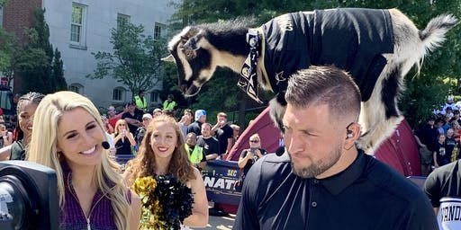 Goat Yoga Nashville- Touchdown November