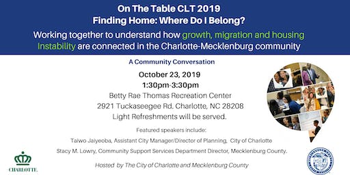 On the Table CLT: Connecting Growth, Migration and Housing Instability