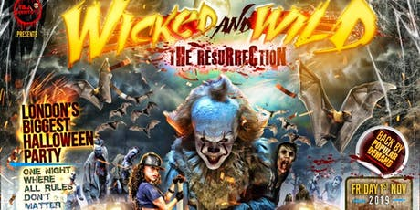 Wicked & Wild The Resurrection  tickets