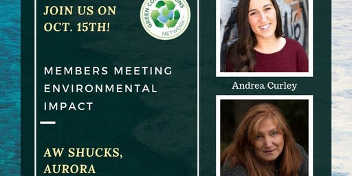 Green Connections Network October meeting