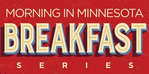 Morning in Minnesota: Grand Rapids