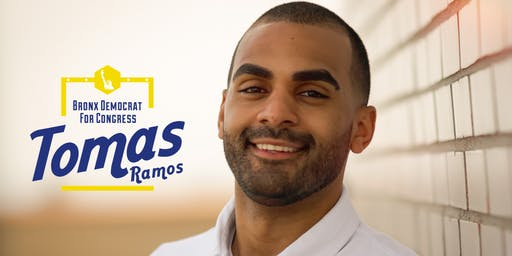 Canvassing Tomas For Congress