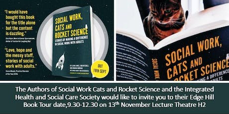 Social Work, Cats and Rocket Science tickets