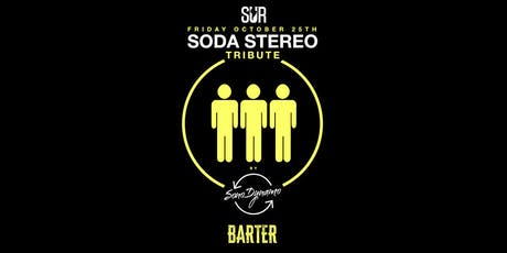 Tribute to Soda Stereo tickets