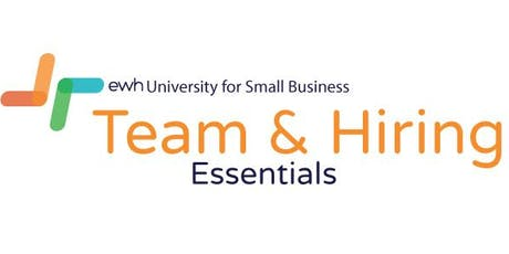 Team and Hiring Essentials tickets