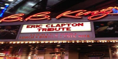 Dinner & Clapton with Bell Bottom Blues
