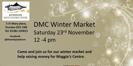 DMC Winter Market 2019 tickets