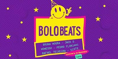 Bolo Beats - Aniversário da Biscoiteca