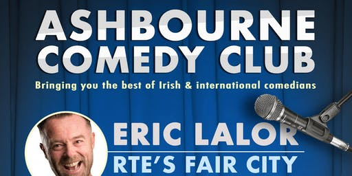 Ashbourne Comedy Club: with Eric Lalor and Danny Ryan