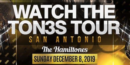 Watch The Ton3s San Antonio