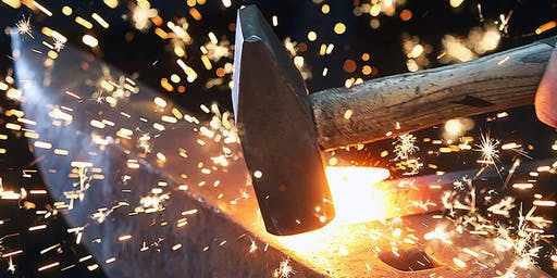 Forging with Spencer Larcombe (10-16 years only)