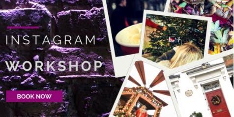 Christmas Instagram Workshop