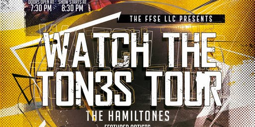 Watch The Ton3s Tour - Houston