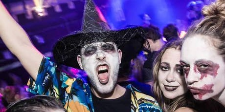 Halloween PubCrawl • Thursday 31st • PROMO 8€ ladies billets