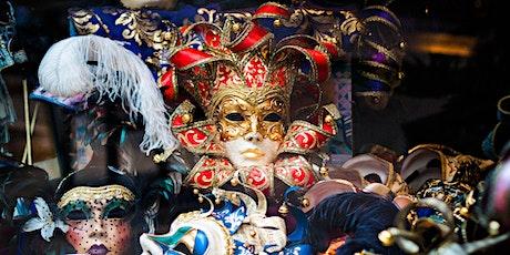 Anonymous - A Masquerade Ball tickets