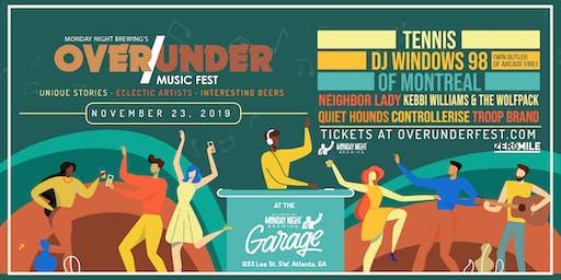 Over / Under Music Fest