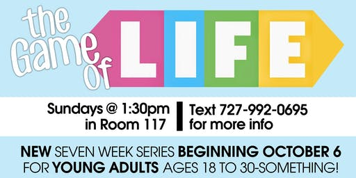 Young Adults Series: Game of Life