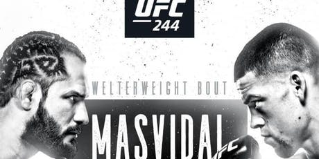UFC 244 MASVIDAL vs DIAZ Fight Viewing Party  tickets