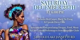 International Taste of the World Gala - Holiday Winter Wonderland