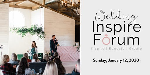 Wedding Inspire Forum 2020