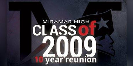 Games and Chill/ Miramar High 2009 Reunion tickets