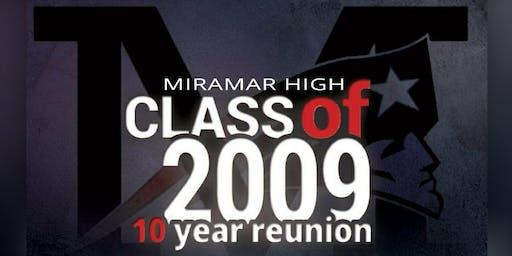 Games and Chill/ Miramar High 2009 Reunion