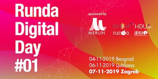 Runda Digital Day - Zagreb