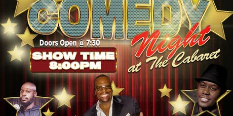 Friday Night Comedy and After Party tickets