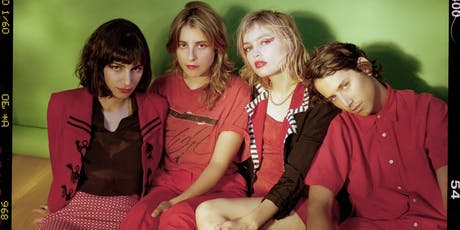The Paranoyds tickets
