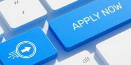 MPAC Application Workshop tickets