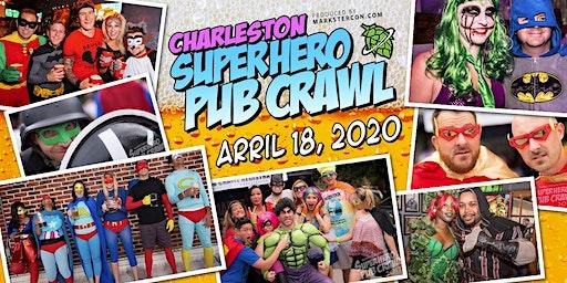 SuperHero Pub Crawl (Charleston, SC)