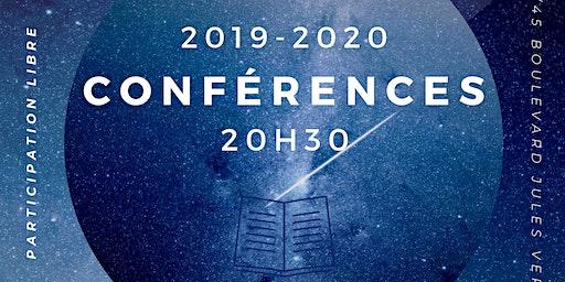 Conférences 2019-2020