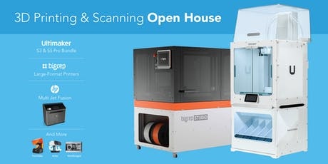 3D Printing & Scanning | Lunch and Learn | November 8th, 2019 tickets