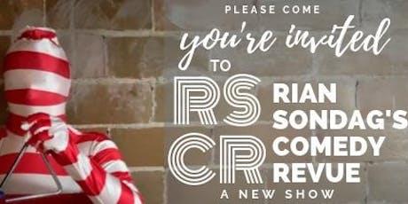 Rian Sondag's Comedy Revue tickets