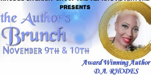 the Author's Brunch Merrillville