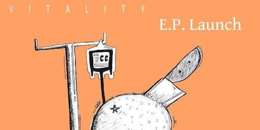 Cornfield Chase - Vitality EP Launch