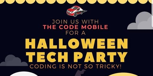 Halloween Tech Night - KIDS ONLY EVENT