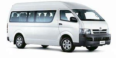 Minibus Transport to Central Bristol campus tickets