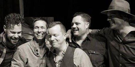 The Smallstars: Nick Norman, Lewis Brice, Joal Rush, Finnegan Bell, Chris W tickets