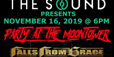 The Sound presents The Fall Ball tickets