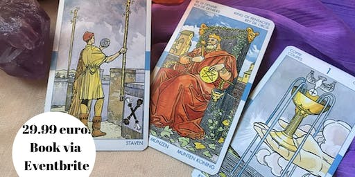 Healing Card Readings by Caroline via email /post